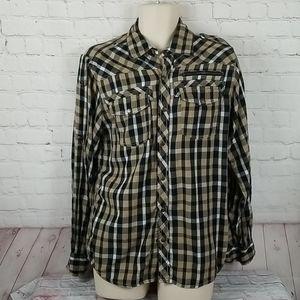 Emcee Plaid Shirt